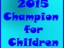 2015 Champion for Children