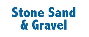 Stone Sand & Gravel