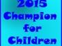 2015 Champion for Children
