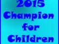 champion for children logo